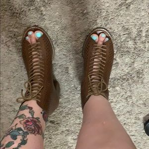 Guess Bootie size 8.5